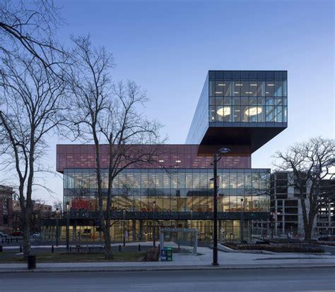 Arch Garden Centre Edmonton by New Halifax Central Library Schmidt Hammer Lassen