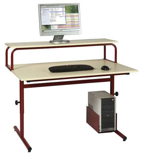 bureau scolaire table de restaurant