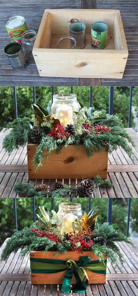 simple  easy  minute diy christmas decorations