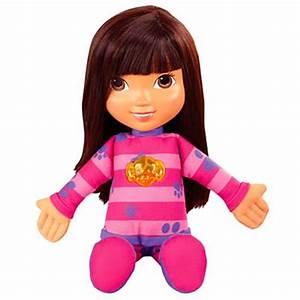Dora and Friends™ Snuggle & Glow Dora | Mattel