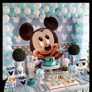 Festa do Mickey: Dicas e Exemplos de Decorações Super Fofas!