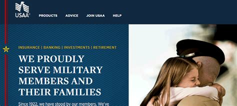 Active duty military can also access. USAA Insurance Review 2016