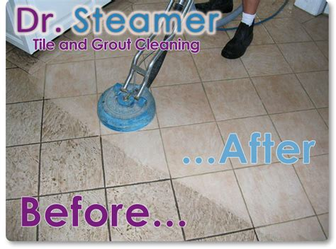 dr steamer carpet cleaning tile and grout