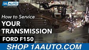 How To Service The Transmission 97-04 Ford F150