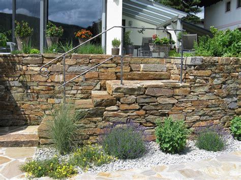 gartengestaltung hermann neu inspirationen steinmauern