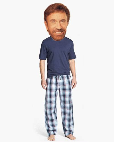chuck norris pajamas vicemag theheritagefoundation yesterday shortformblog