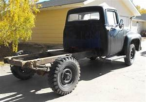 1956 Ford F350 Truck No Reserve