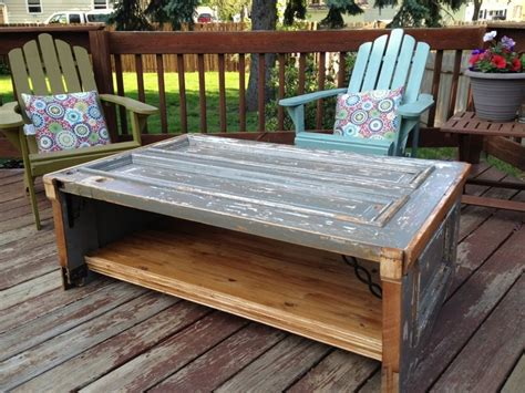 17 Best Ideas About Door Coffee Tables On Pinterest Old