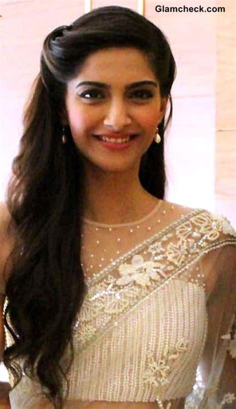 saree hairstyles ideas  pinterest indian