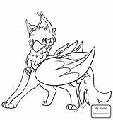 Griffin Coloring Gryphon Printable Pages Cartoon Griffon Drawing Lines Deviantart Paint Pf Mythology Numbers Animals Dragon Drawings Coloriage Cartoons Supercoloring sketch template