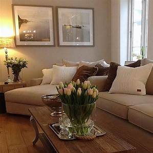 beige couch living room ideas peenmediacom With beige couches living room design