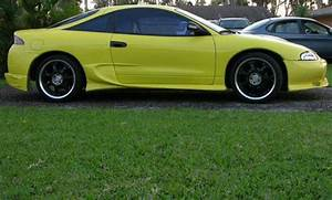 Another stroker neon 1999 Mitsubishi Eclipse post