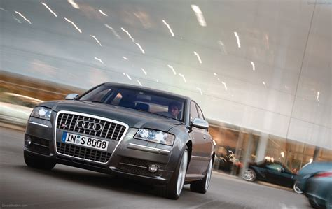 Audi S8 2005 Widescreen Exotic Car Picture 007 Of 66