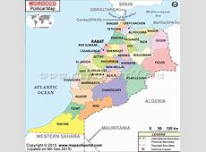 Morocco Geography and History