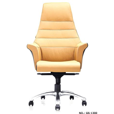 cream leather office chair staples office chairs