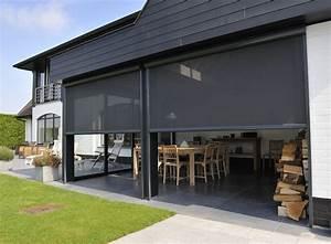 Store Vertical Exterieur Pour Terrasse : nos mod les de stores de terrasse alsun ~ Dailycaller-alerts.com Idées de Décoration