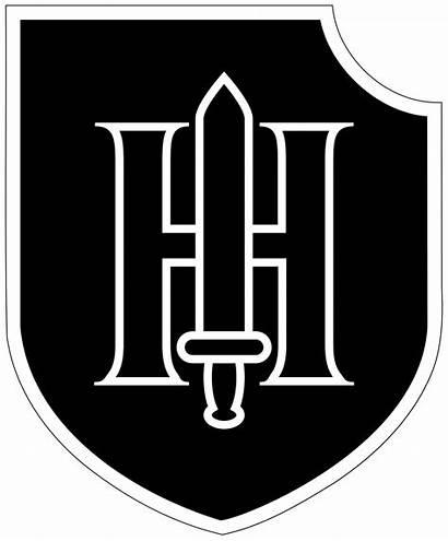 Division Ss Panzer Hohenstaufen 9th Waffen Logos