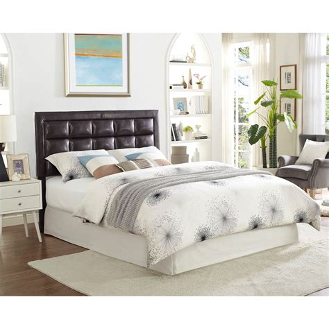 Crown Headboard by Crown Twilight 5278 Fq Hb Upholstered