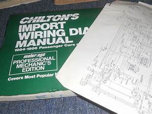 1986 Honda Accord Oversized Wiring Diagrams Schematics