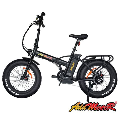 Electric Motor For Bicycle by Addmotor Motan Folding Electric Bikes 20 Inch