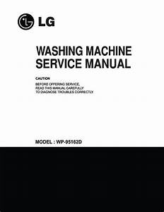 Lg Wp-95162d Service Manual