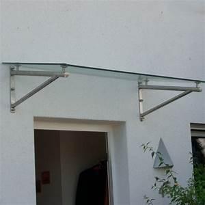 Vordach Haustür Glas : haust rvordach aus glas mit runden vordachhaltern aus edelstahl ~ Orissabook.com Haus und Dekorationen