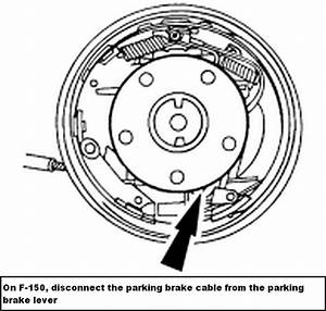 1999 Ford F 150 Drum Brake Diagram
