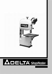 Delta Bs100 Saw Instruction Manual Pdf View  Download