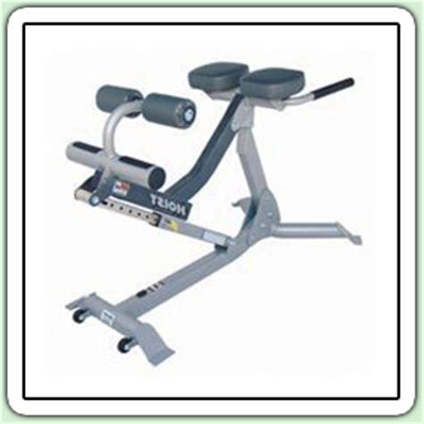 exercice chaise romaine chaise romaine horizontale muscu exo