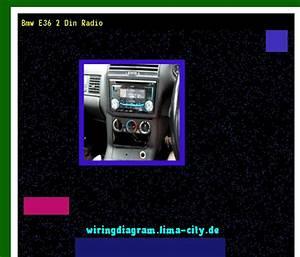 Bmw E36 2 Din Radio  Wiring Diagram 175438