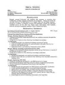 teamwork statements on resume resume manager