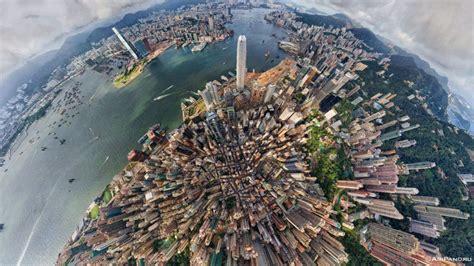 Stunning Aerial Views Of 50 Cities Around The World