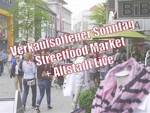 Osnabrück Verkaufsoffener Sonntag : verkaufsoffener sonntag in osnabr ck mit streetfood market ~ Yasmunasinghe.com Haus und Dekorationen