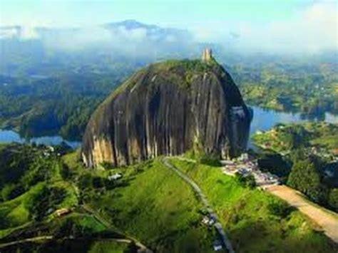 Piedra El Penol Colombia