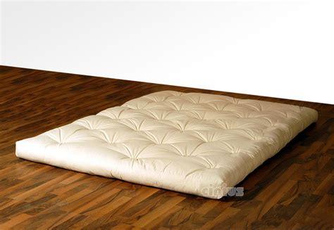 cuisines d été cinius futon matelas original japonais en fibre de