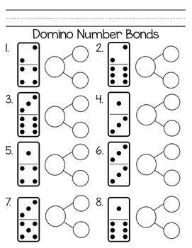 25 number bond ideas on number