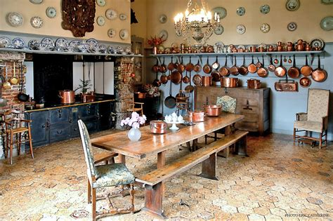 cuisine chateau eure tourisme