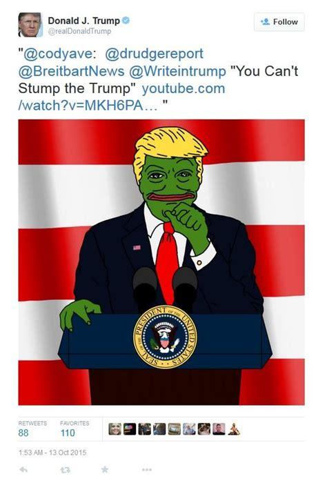 pepe frog trump meme donald memes mlg nazi rare know alt right