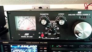 Mfj-969 Antenna Tuner
