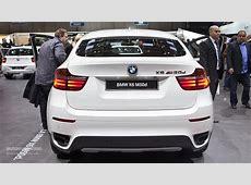 Geneva 2012 BMW X6 M50d SuperDiesel [Live Photos