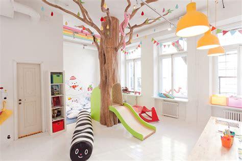 Сказочный лес в детской комнате Httpwwwbabyroomblogru