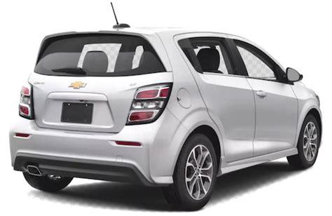 2019 Chevrolet Sonic Rumors  Cars Authority