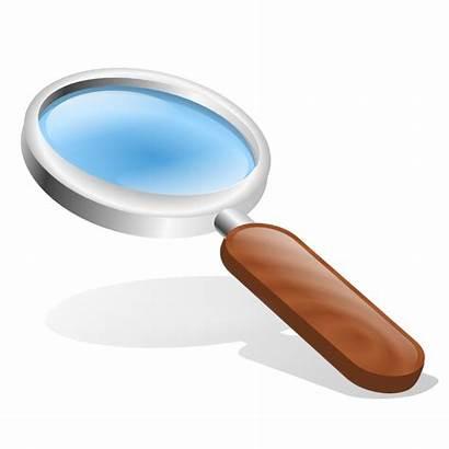Magnifying Glass Clipart Clip Glasses Scavenger Hunt