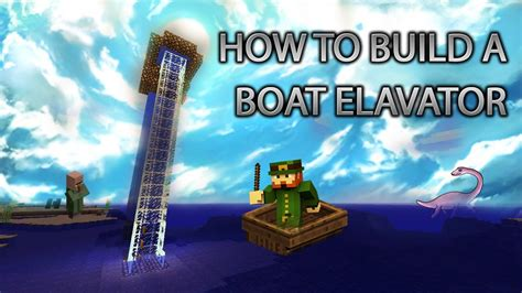 How To Make A Boat Elevator In Minecraft Pe by Minecraft Xbox 360 How To Build A Boat Elavator Lift