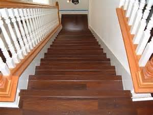 laminate flooring on stairs review