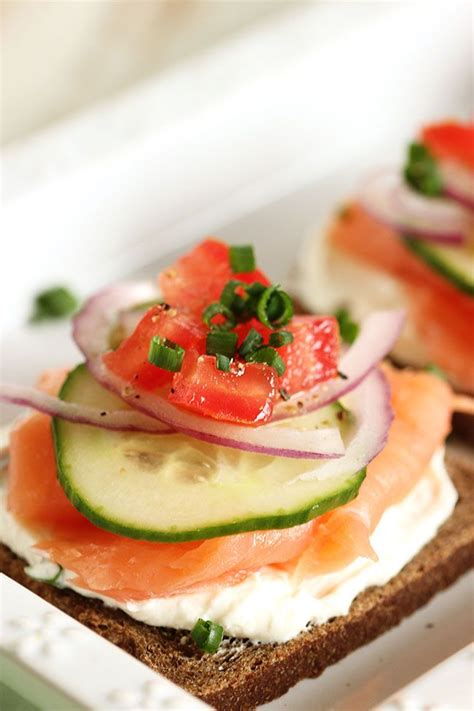 dining canapes recipes best 25 salmon canapes ideas on