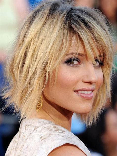 Choppy Blonde Bob Haircut Ideas   Hair World Magazine