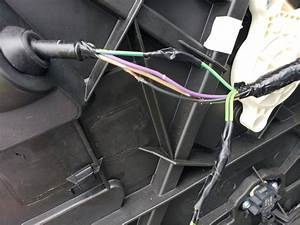 What Wire Color For Courtesy Lights In Door Panels