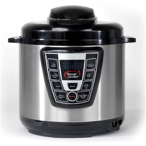pressure power cooker xl recipe cook beef cooking electric pro canner tacos delicious ground walmart
