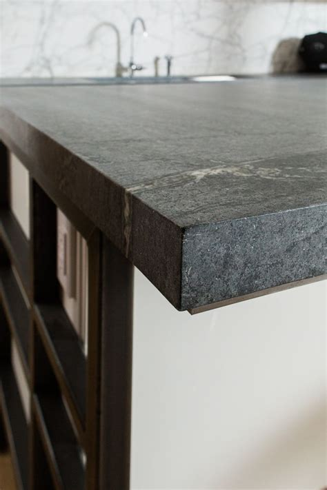 Where Can I Buy Soapstone by Solid 2 Quot Thick Alberene Soapstone Slabs Were Used In This